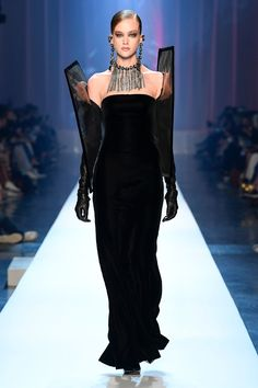 Jean Paul Gaultier Fall 2018 Couture Collection - Vogue