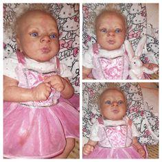 My baby girl reborn amaya