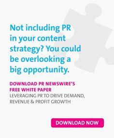Leveraging PR to Drive Demand, Revenue & Profit Growth Pr Newswire, Marketing Professional, Marketing Ideas, White Paper, Content Marketing, Knowledge, Activities, Inbound Marketing, Facts