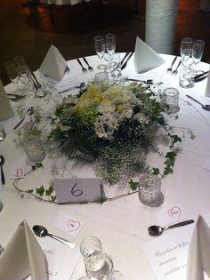 Bord dekorasjon