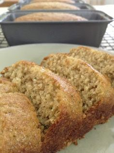 There IS Life After Wheat: The Best Gluten Free Zucchini Bread You'll Ever Eat. Make the entire recipe in your blender!