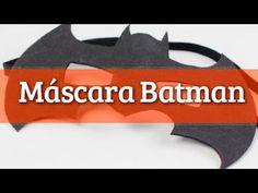 Manualidad para halloween o carnaval infantil. Máscara de Batman para niños muy fácil Manualidades Halloween, Mascara, Easy, Mardi Gras, Infant Crafts, Easy Crafts, Batman Mask, Halloween Night, Clothespins