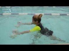 Bleuw™ Aqua Dumbbells with Bar Mraz - Aqua Fitness exercises - YouTube