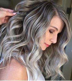 58 Pretty Balayage Highlights for Long Hair 2018