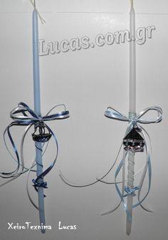 Lucas.com.gr λαμπάδες με καραβάκια