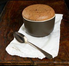 Nutella souffle #desert #souffle #chocolate #nutella