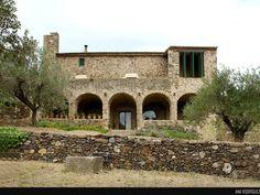 Casa Pairal Coderch. Espolla. Girona