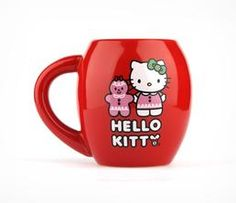 Hello Kitty 18oz Mug: Gingerbread Friends