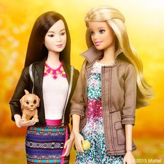We're heading out for a little Sunday Funday! Barbie, 2015