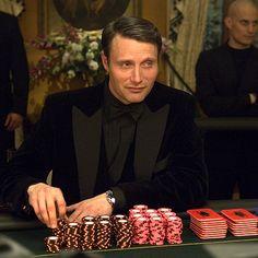 The Many Looks Of The Bond Villain   Le Chiffre (Mads Mikkelsen)