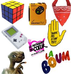 Qu'avez-vous retenu des années 80 ?