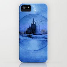 City in a bubble iPhone & iPod Case by Viviana Gonzalez - $35.00
