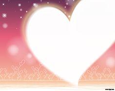 Fondos de diapositivas de amor para presentaciones PowerPoint