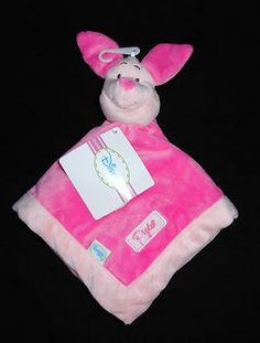 Classic Winnie The Pooh Baby Blanket With Piglet