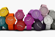 O Clock customisable watches - perfect for watch-addicts!
