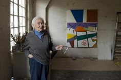 "Shirley Jaffe (1923–2016) passed away at 93 yrs. artforum.com / news ""considered one of the most influential painters in contemporary abstract art"""