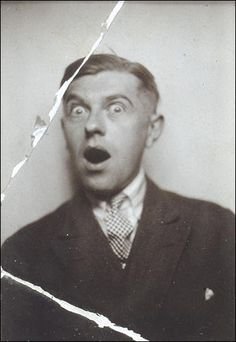 Self-Portrait Rene Magritte, 1928
