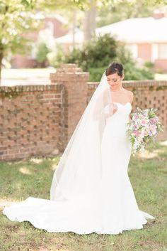 Indulge in This Elegant South Carolina Country Club Wedding • Bummed Bride