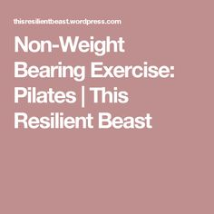 Non-Weight Bearing Exercise: Pilates Non Weight Bearing Exercises, Ankle Exercises, Arthritis Exercises, Killer Leg Workouts, Knee Surgery, Bunion Surgery, Broken Leg, Pilates Workout, Chair Workout