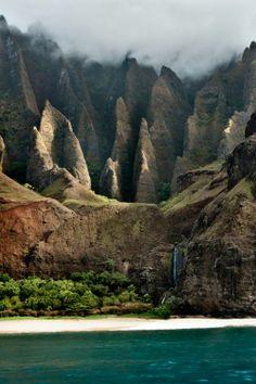 Na Pali, Kauai, Hawaii, USA