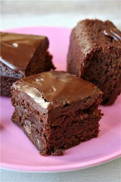 Fudge Brownie With Oil Recipe.Extra Fudgy Coconut Oil Brownies Recipe Pinch Of Yum. Southern In Law: Recipe: Vegan Fudge Brownies With Vegan . 13 Desserts, Brownie Desserts, Brownie Recipes, Chocolate Recipes, Cookie Recipes, Delicious Desserts, Dessert Recipes, Health Desserts, Brownie Frosting