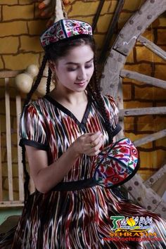 Uyghur handicraft