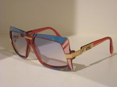 413a82ad916a Incredible beautiful vintage sunglasses by Cazal designed by Cari Zalloni  mod.869 Made in Germany