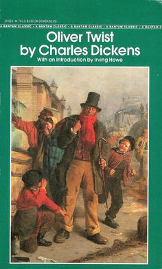 Oliver Twist By Charles Dickens | November 26, 2011 Jessica Leave a comment