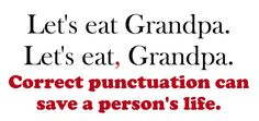 HAHA punctuation vinyl you can stick right on the wall.