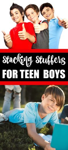 STOCKING STUFFERS FOR TEEN BOYS! Parents know that it can be difficult to find stocking stuffer ideas for teen boys. Here's a great list of stocking stuffer ideas or gift toppers. Stocking Fillers For Kids, Stocking Stuffers For Teens, Christmas Stocking Stuffers, Birthday Surprise Boyfriend, Birthday Surprises, Girlfriend Birthday, Teenage Girl Gifts, Teen Gifts, Boy Gifts