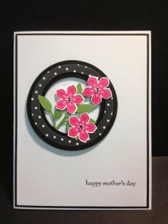 My Creative Corner!: Petite Petals Mother's Day Card