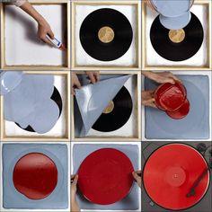 vinyl album design - Szukaj w Google