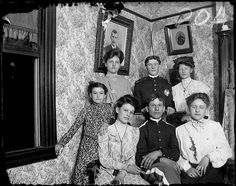 Found Photo - Circa 1900