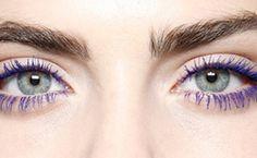 Beautysecret: gekleurde mascara's