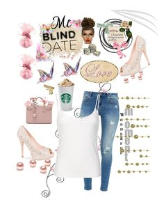 """""""Blind date casual"""" by ericjen8685 on Polyvore featuring Jane Lee McCracken, Lauren Lorraine, Gypsy and Ted Baker"""