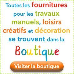 10 doigts vente mat riel pour activit s manuelles et - Boutique des loisirs creatifs ...