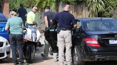 Police raid Geelong, Werribee properties with Bandidos links in drug trafficking crackdown, seize guns, drugs, cash. | GeelongAdvertiser