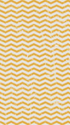 iphone 5 wallpaper - Chevron Love #yellow #pattern