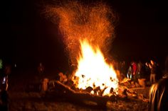 The Sat nite bonfire @ the Fools Ball 13... found on https://www.facebook.com/events/210553872419583/