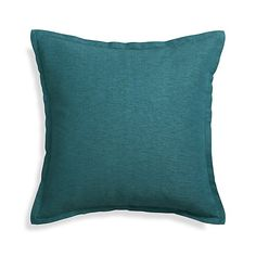 "Linden Peacock Blue 23"" Pillow 