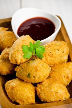 Blog: Cardamomoland/Rick Stein's Spain (cheese fritters)