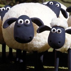 Shaun the Sheep Movie Coming from Aardman Animations and StudioCanal -- Shaun must rescue his farmer in this feature length adventure based on the popular Oscar-winning shorts. -- http://wtch.it/bRd4P