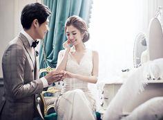 Korea Pre-Wedding Studio Photography by May Studio on OneThreeOneFour 22