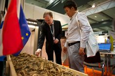 EUBCE 2014, #Biomass #Exhibition
