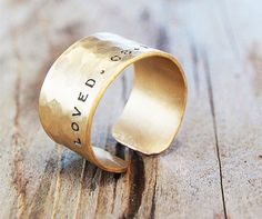 Amy Waltz Gold Dust Ring // #Shopping