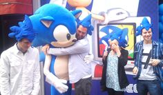 Sonic the Hedgehog 20th Birthday