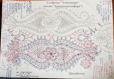 Fabulous Crochet a Little Black Crochet Dress Ideas. Georgeous Crochet a Little Black Crochet Dress Ideas. Freeform Crochet, Crochet Diagram, Crochet Chart, Thread Crochet, Irish Crochet, Crochet Motif, Crochet Designs, Crochet Doilies, Crochet Flowers