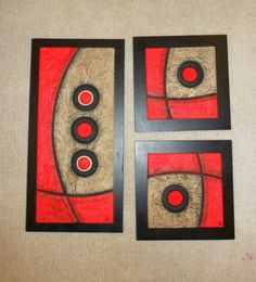 Abstract Canvas, Canvas Art, Hot Glue Art, Diy Wall Art, African Art, Clay Art, Ceramic Art, Modern Art, Pop Art