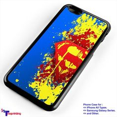 comics superman art - Personalized iPhone 7 Case, iPhone 6/6S Plus, 5 5S SE, 7S Plus, Samsung Galaxy S5 S6 S7 S8 Case, and Other
