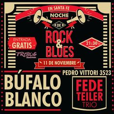 CGCWebRadio®: Noche de Rock & Blues